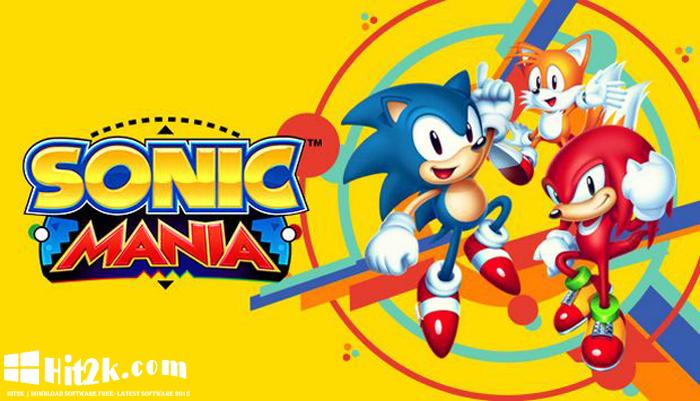 Sonic Mania Plus Repack Include DLC Downlaod