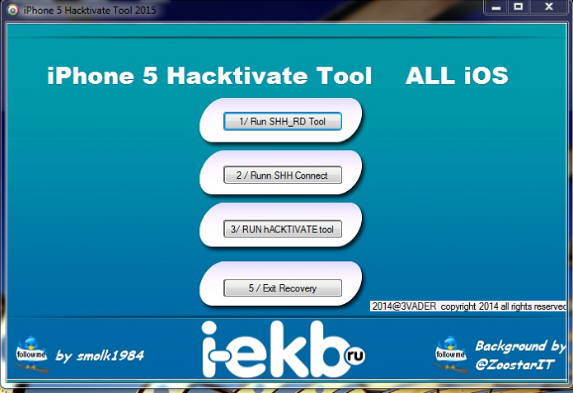 Hacktivate Iphone