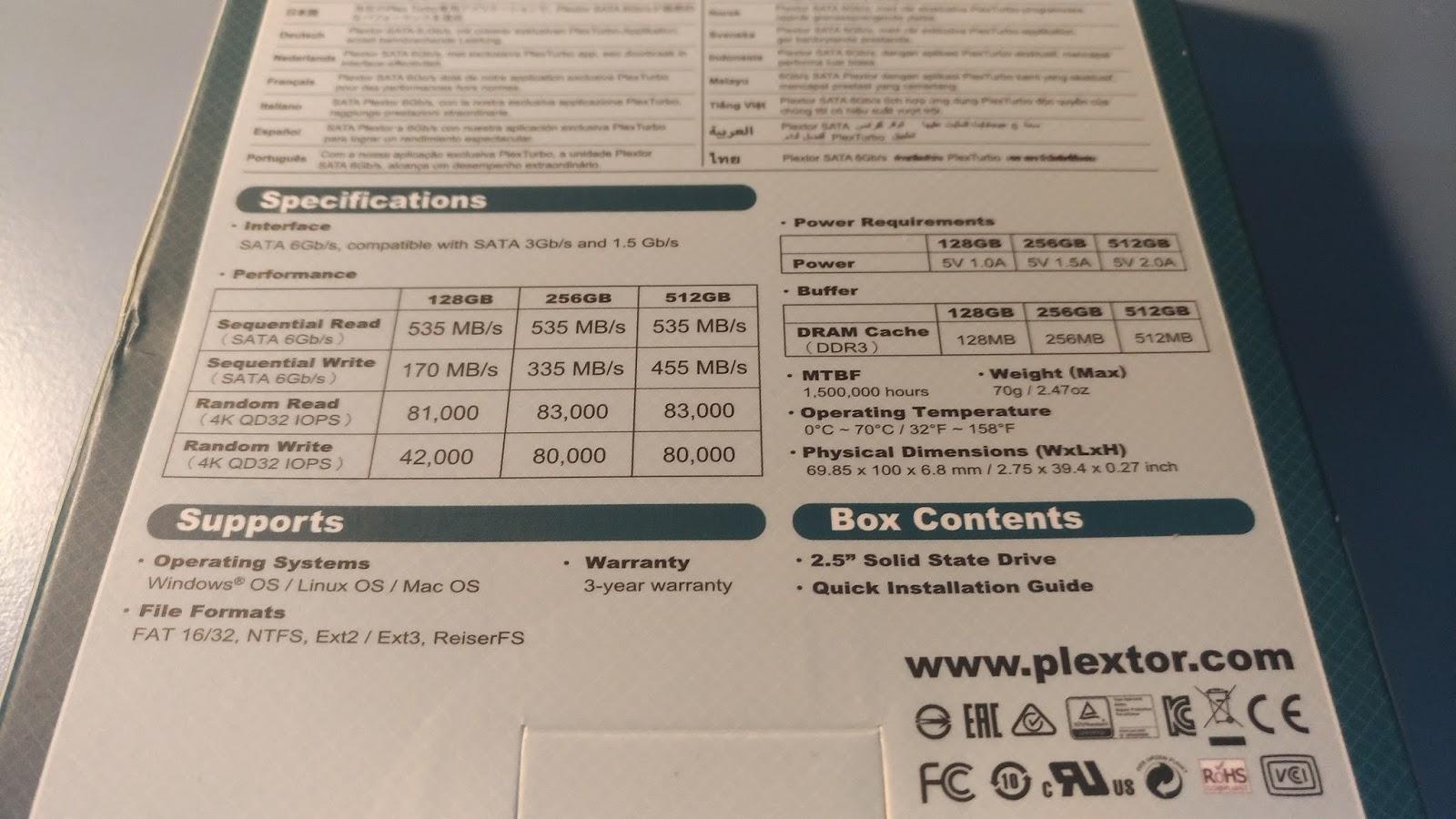 P 20170322 192132 vHDR On - Plextor M6V 256G SSD 開箱評測 & Asus K55VD 拆機升級雙硬碟教學