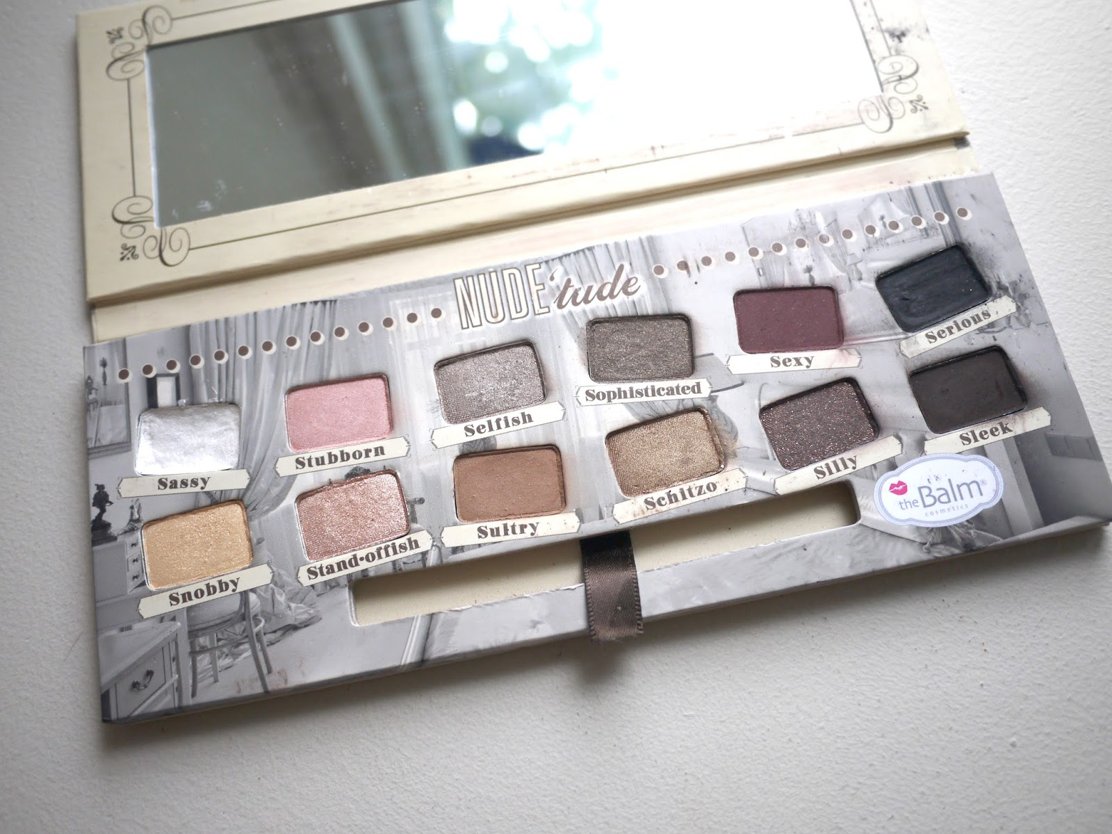 The Balm Nudetude Palette A Beautiful Zen-5629