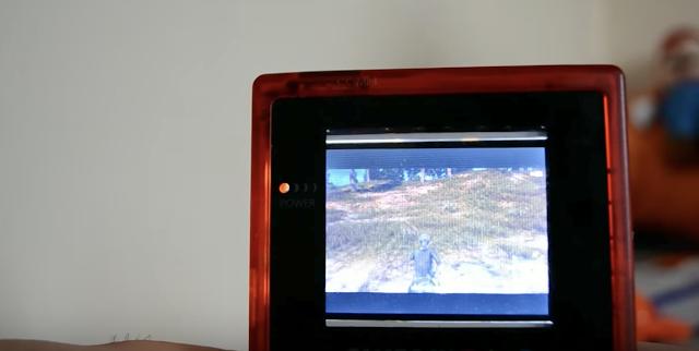 Juega con tu Game Boy Color a PlayerUnknown's Battlegrounds