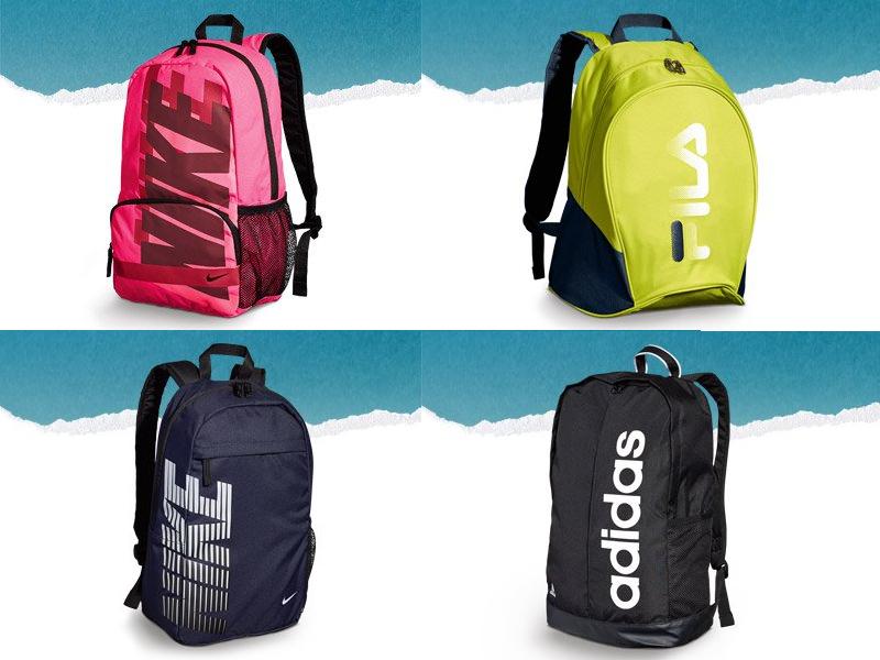 8710293dd25be Markowy plecak młodzieżowy o pojemności 25 litrów Puma, Lotto, Fila, Nike,  Adidas ...