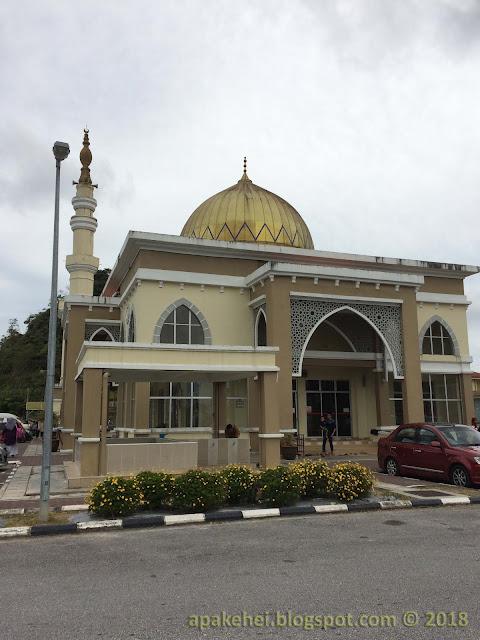 Masjid Lojing, Kelantan