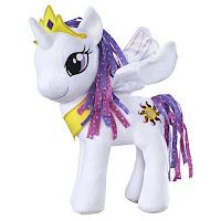 "MLP Princess Celestia 12"" Hasbro Plush"