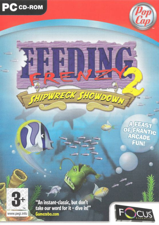 Download Feeding Frenzy 2 Shipwreck Showdown for pc