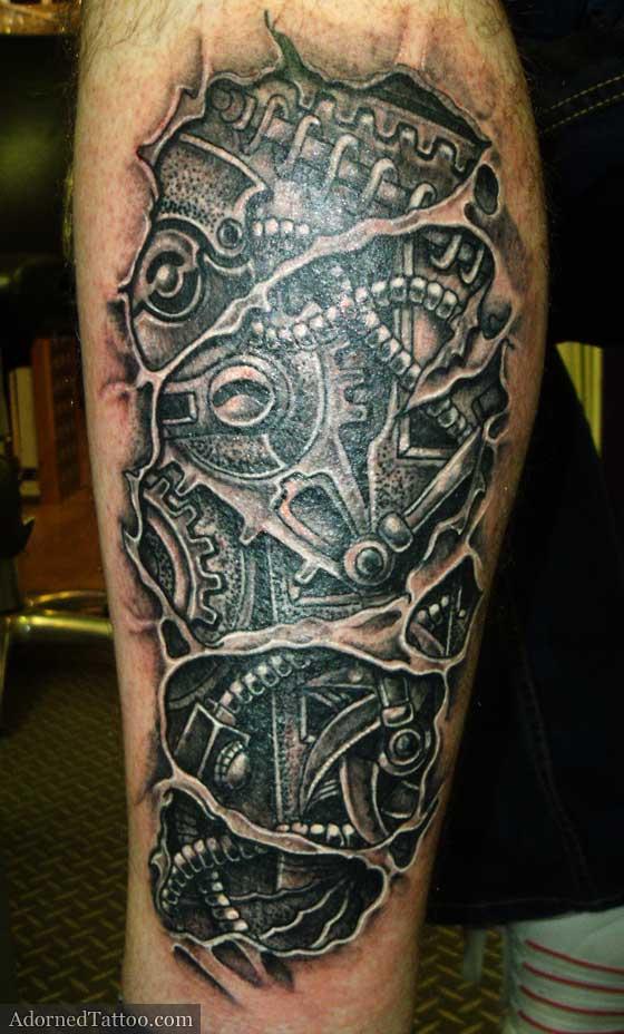 tattoo art cyborg tattoos photos. Black Bedroom Furniture Sets. Home Design Ideas