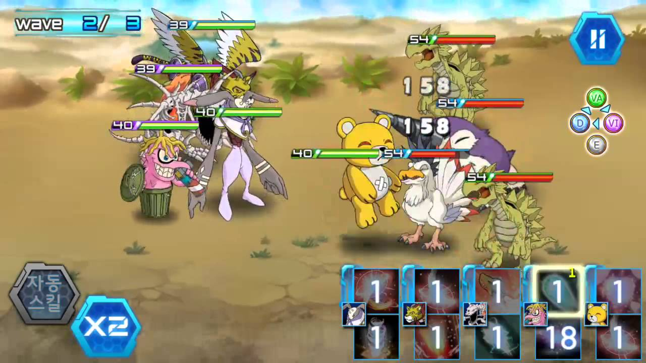 Digimon soul chaser apk android