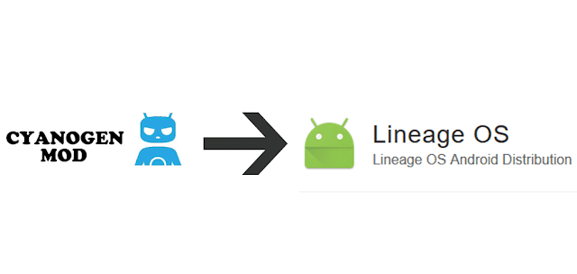 Cyanogen Mod as Lineage Os by gadgetscircle.com
