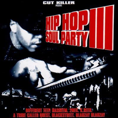 DJ Cut Killer & DJ Abdel - Hip-Hop Soul Party Vol. 3 (1996)