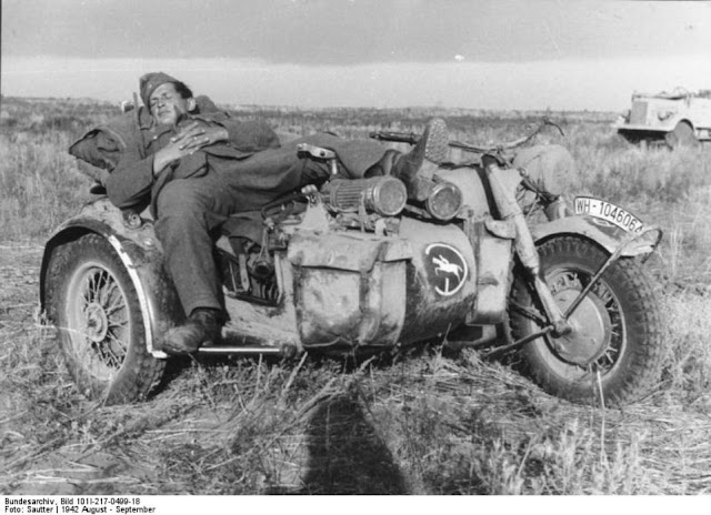 German field marshals worldwartwo.filminspector.com 24th Panzer Division motorcycle