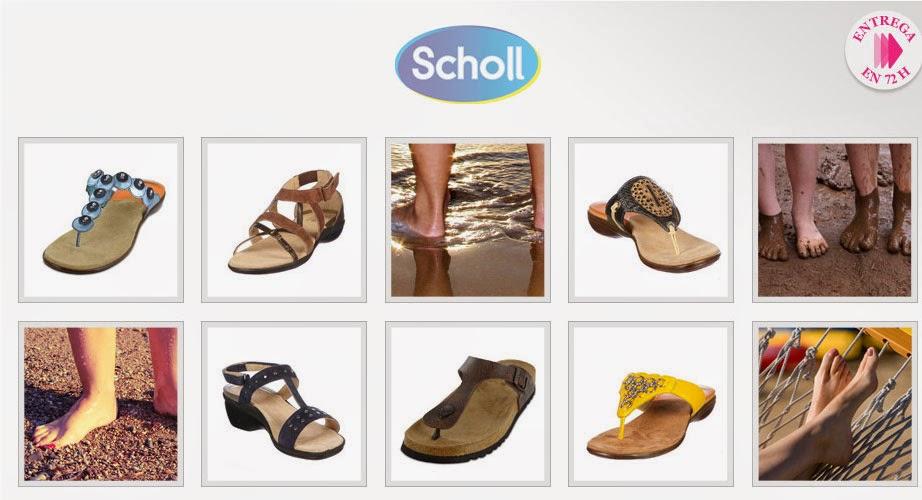 Oferta de zapatos Scholl de mayo de 2014