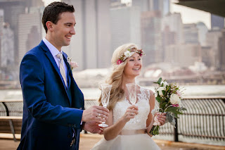 candid wedding photography in New York City