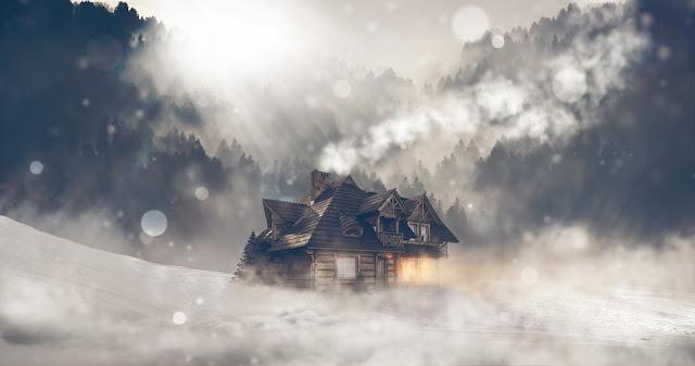 Salju Turun Di Blog