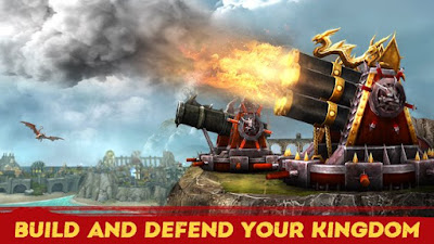 Download War Dragon : Army Of Fire v2.12.0 Apk Screenshot 2