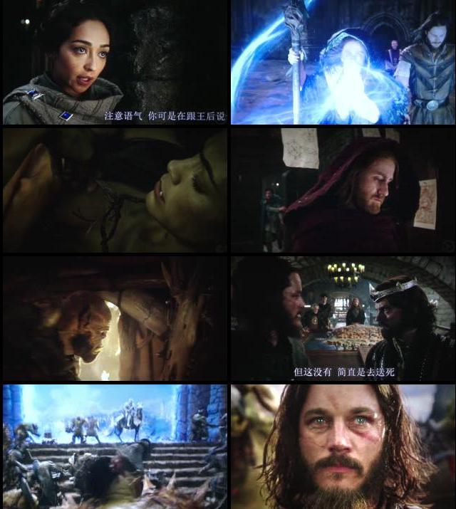 Warcraft 2016 English 720p HDTC