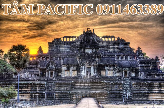 Tour du lịch Campuchia SIEM REAP - PHNOM PENH 4 ngày 3 đêm
