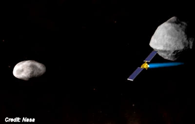 How NASA Plans to Deflect an Asteroid