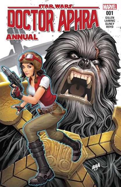 Zapowiedź Doctor Aphra Annual #1