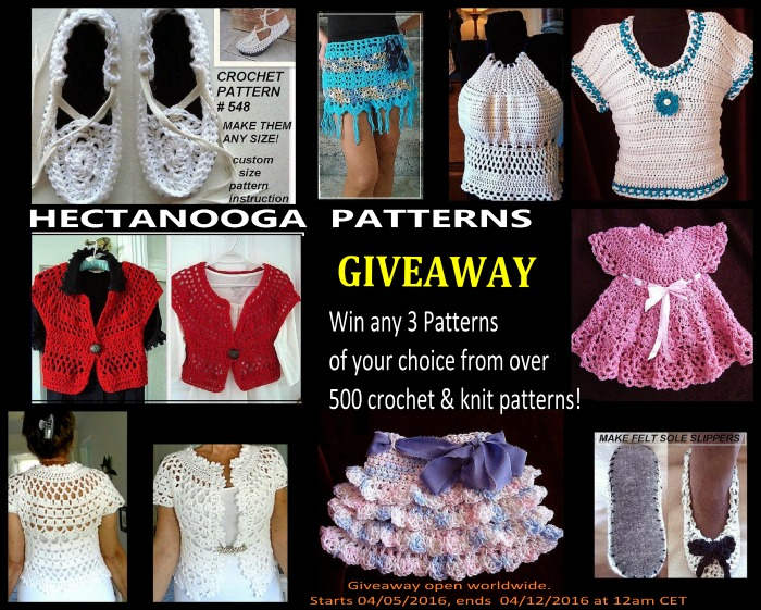 My Hobby Is Crochet Hectanooga Pattern Giveaway On My Hobby Is