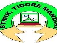 PENDAFTARAN MAHASISWA BARU (STMIK-TIDORE MANDIRI) 2020-2021