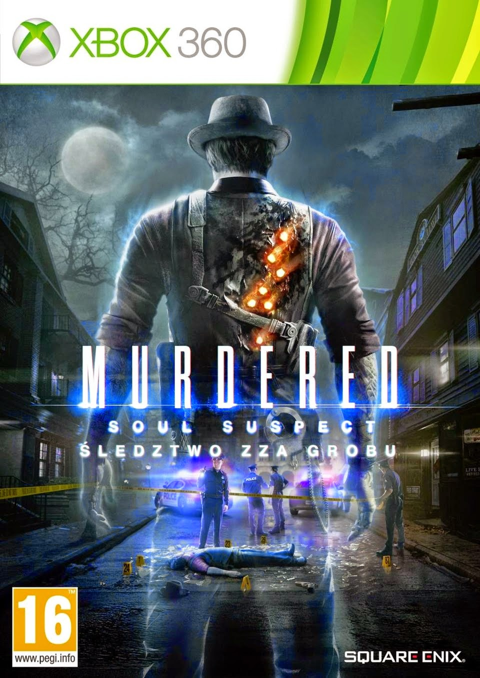 Murdered Soul Suspect XBOX360 free download full version