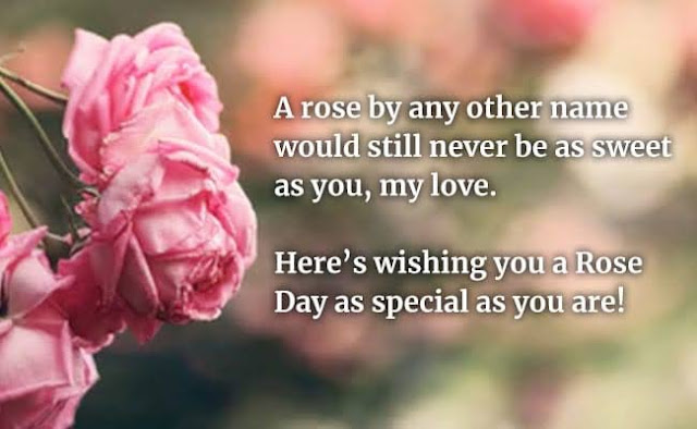 Rose day wishes SMS images for whatsapp facebook