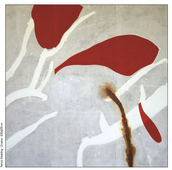 PATRICIA ERBELDING au Galerie Rive Droite