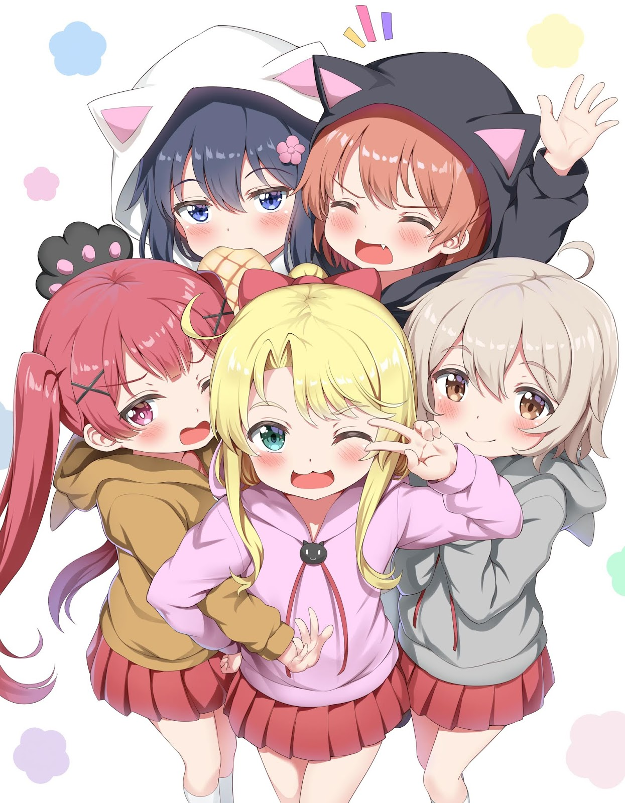جميع حلقات انمى Watashi ni Tenshi ga Maiorita مترجم أونلاين كامل تحميل و مشاهدة حصريا
