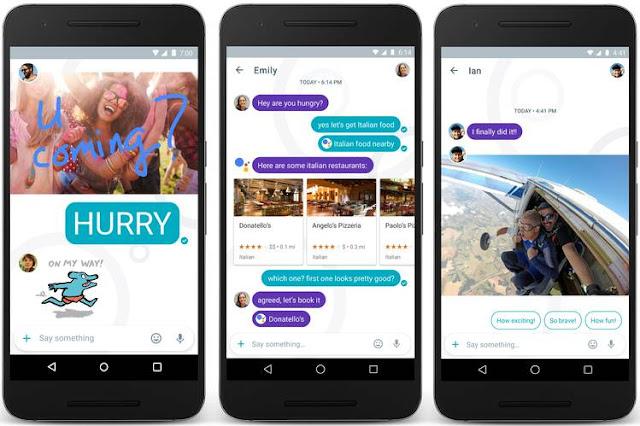 Google Rilis Allo, Aplikasi Chatting Anti Mainstream