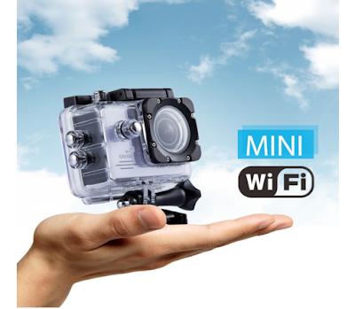 Gambar Kamera Aksi DBPOWER EX5000
