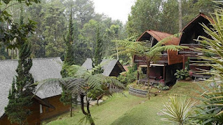 Harga dan Nomor Telepon Cikole Jayagiri Resort Lembang Bandung