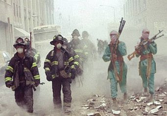 The dust of 9-11