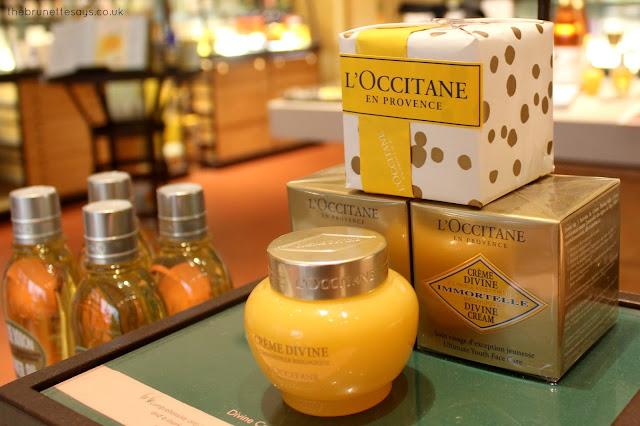l'occitane, skincare, beauty, divine cream, anti ageing