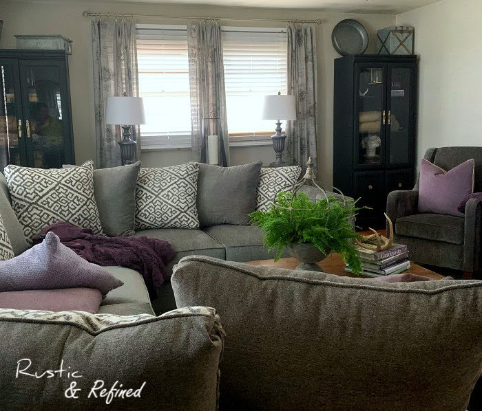 Tips and tricks to buying a new couch for your living room. #livingroom #couch #shopping #decor