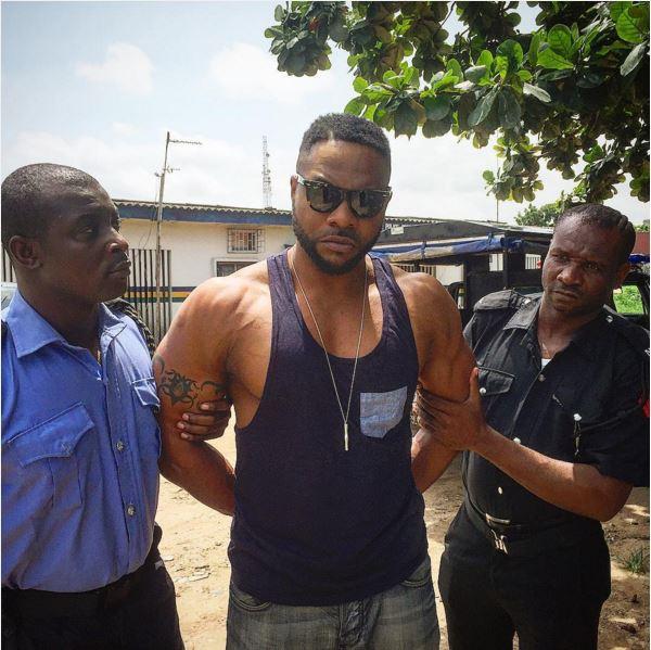 bolanle ninalowo arrested