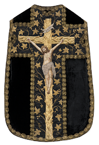 Three Vestments for Good Friday