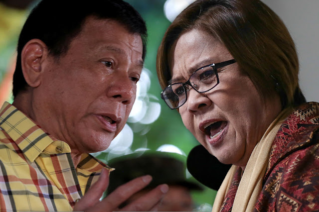 Sen. De Lima Asked For Protection From Supreme Court As He Filed Charges Against President Duterte!