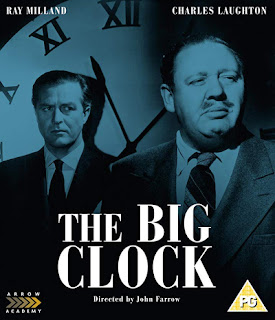 The Big Clock - Cover