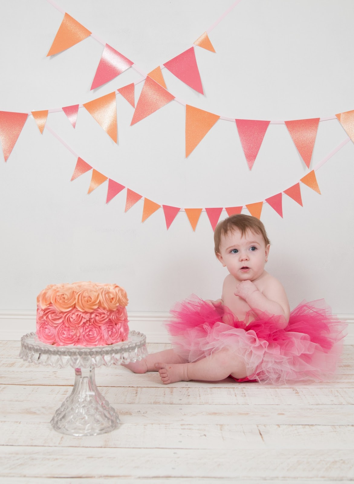 Katie Tyree Photography Cake Smash Photos