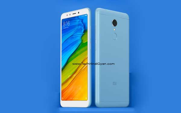 Redmi 5 Launched In India - Price And Full Specifications