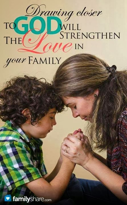 How to strengthen love family?