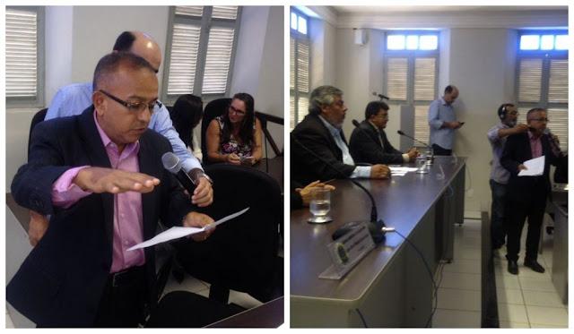 Resultado de imagem para Presidente da Câmara de Ceará-Mirim toma posse no cargo de prefeito interino