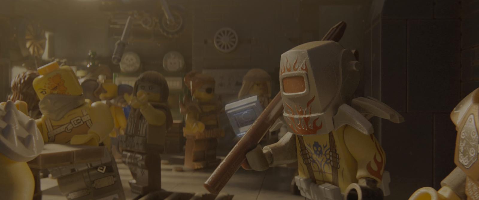 La gran aventura LEGO 2 (2019) 4K UHD HDR Latino