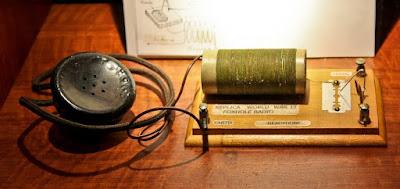 radio de trinchera