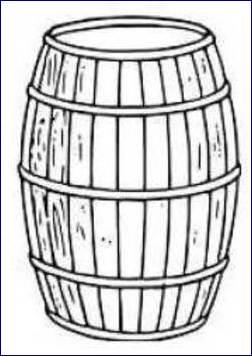 Popular Logical Barrel Puzzle