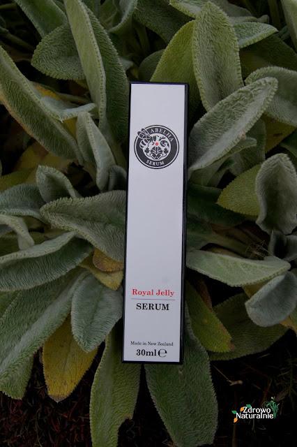 Abelha Natural Cosmetics - Royal Jelly Serum - Serum z miodem z dzikiego tymianku i mleczkiem pszczelim