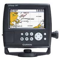 GPS GARMIN ECHOSOUNDER 585