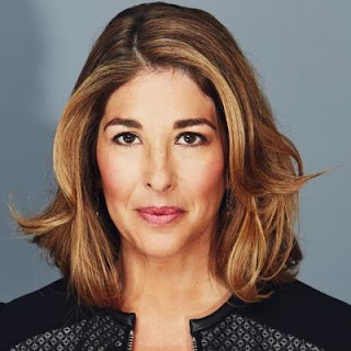 Naomi Klein face