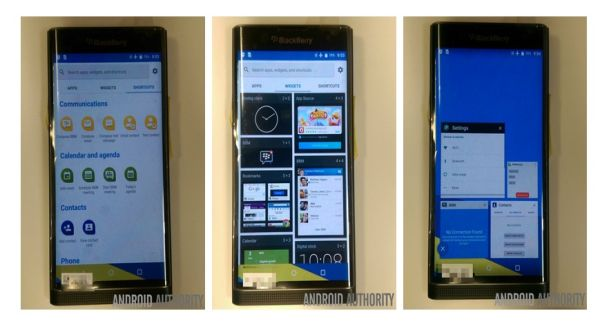 BlackBerry Venice berbasis OS Android