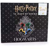 Harry Potter 12 Days of Socks